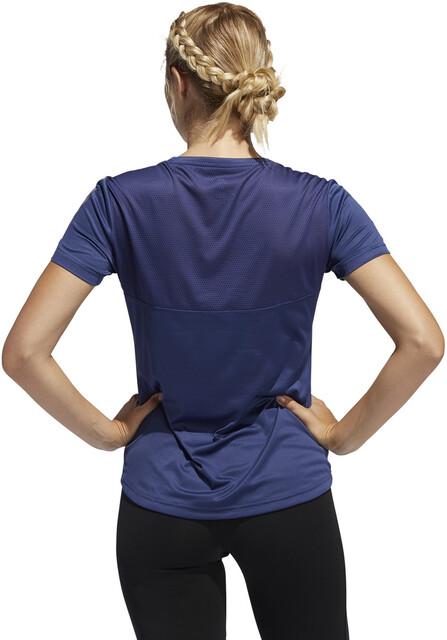 adidas OWN The Run Camiseta Mujer, tech indigo